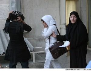 Iran police women