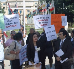 Iraq UN Watch against genocide