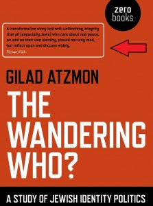 falk's cover endorsement of atzmon antisemitic book the wandering who - selected