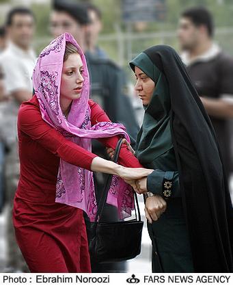 morality police iran