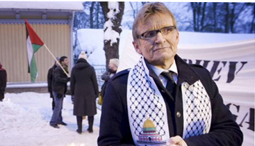 Guardian omits key context in quote by Israel spokesman about Mads Gilbert